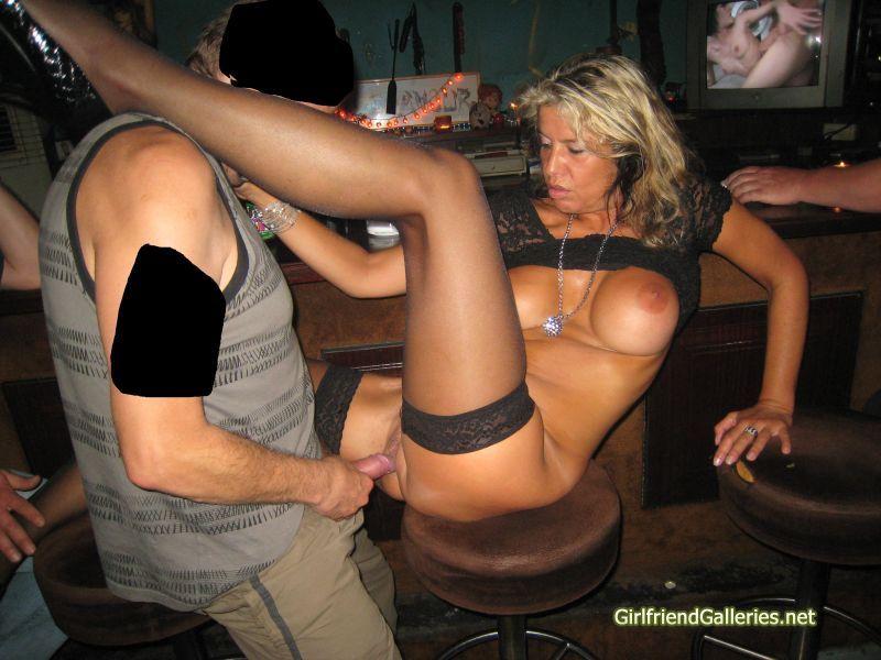 Dogging slutwife marion gangbanged in public 2016 - 1 part 6