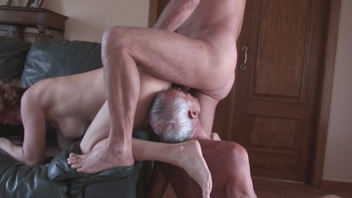 Old cuckold couples