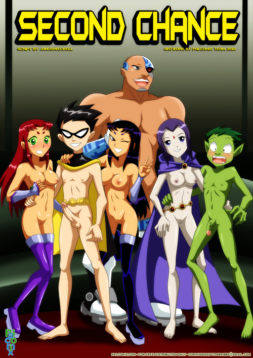 Comic Teen Titans