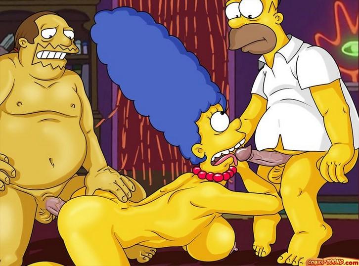 порно онлайн порно мультфильмы симсоны