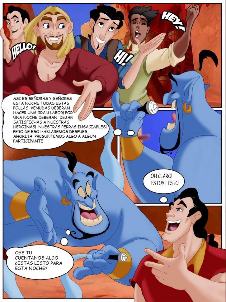 comic porno gay disney