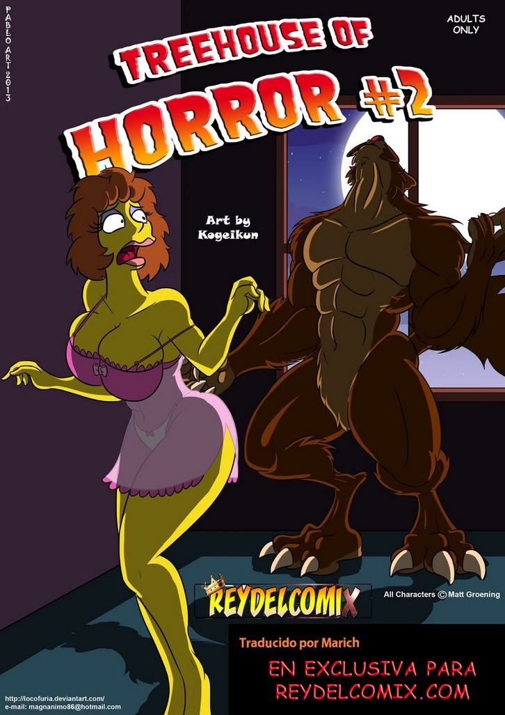 Los Simpsons - Treehouse of horror 2 en español 4