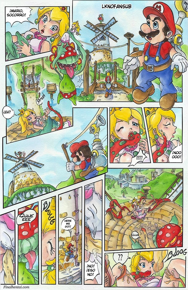 Super Mario Sunshine - Español 4