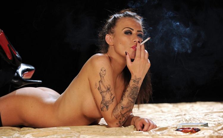 Swimwear Nude Smoking Ladies Pic