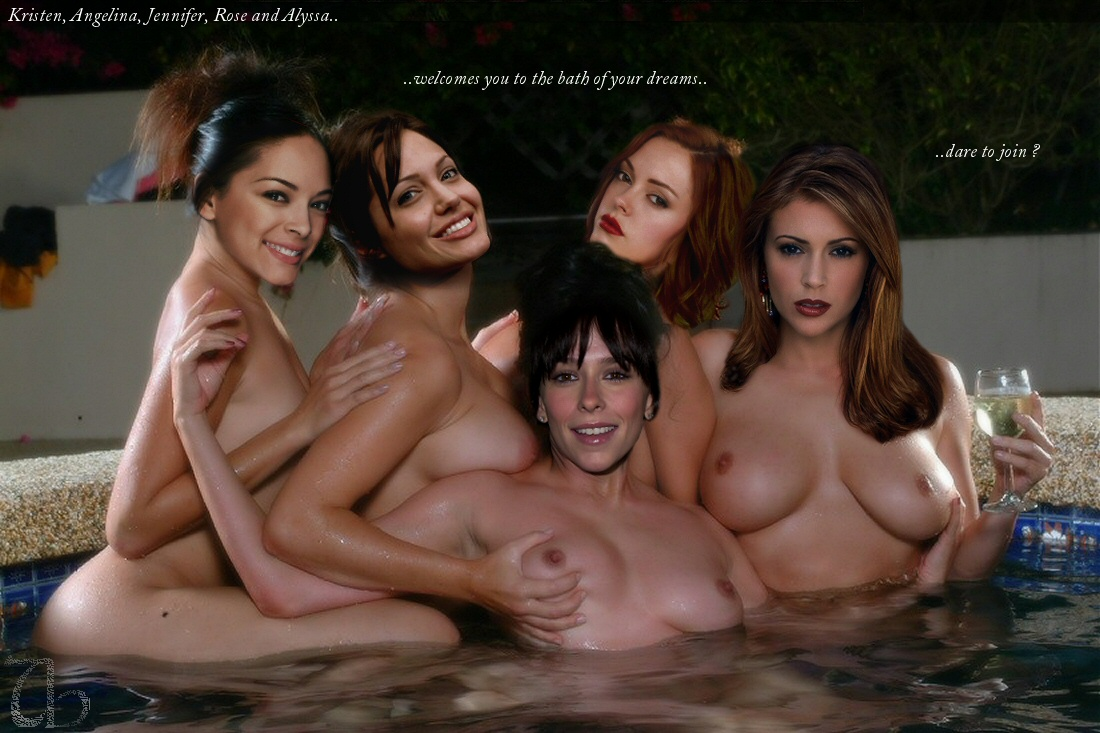 Charmed Cast Nude