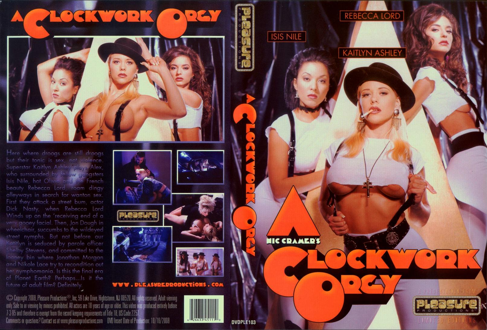 Jb A Clockwork Orgy