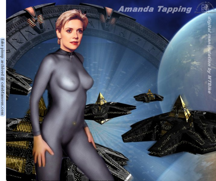 Stargate women nude photos