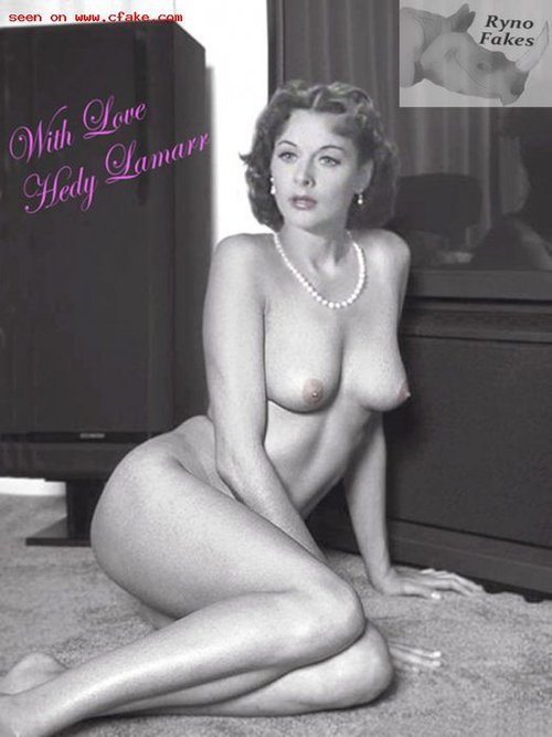 hedy lamarr nude pictures