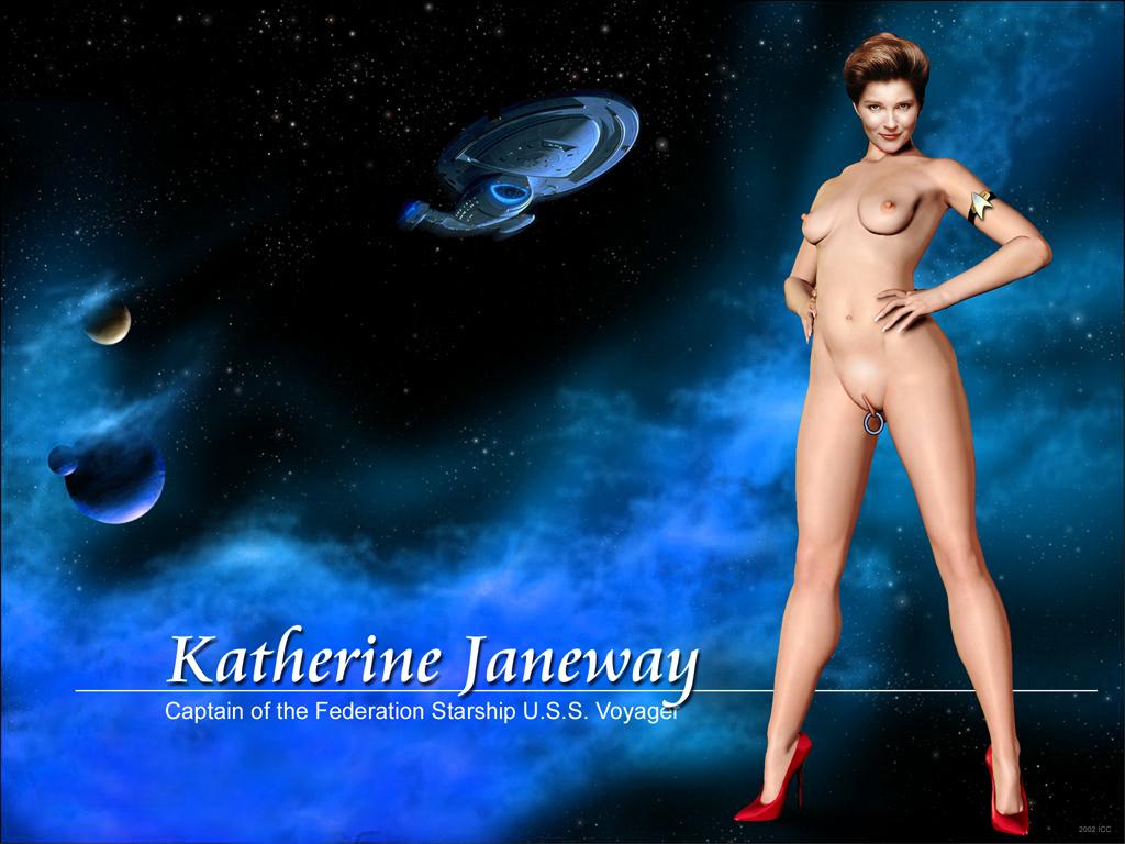 Kate Mulgrew Sexy Scene In Round Numbers