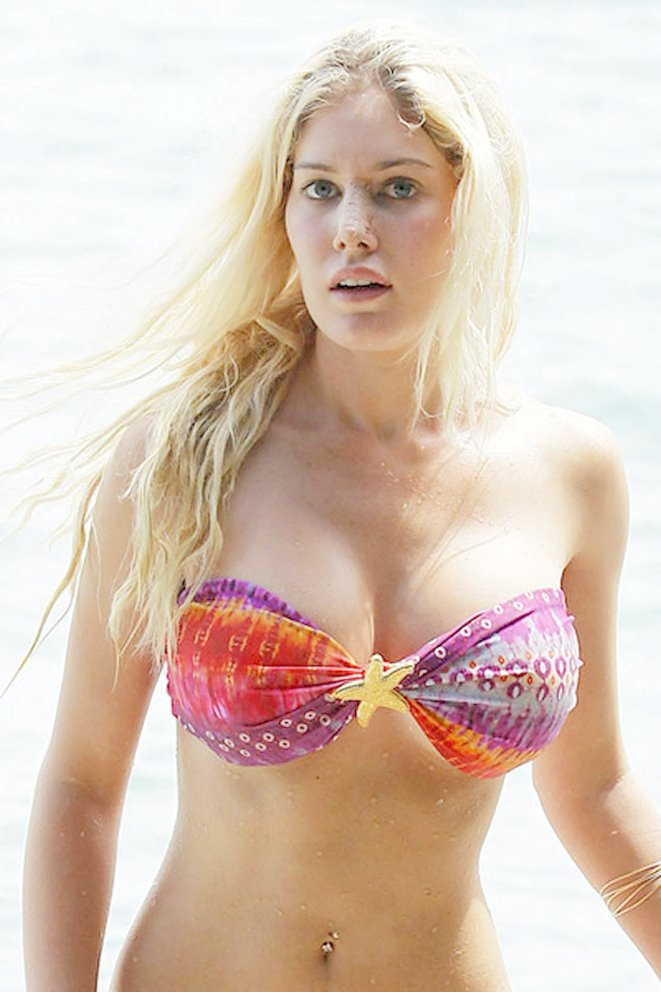 Heidi montag regrets her many, many plastic surgeries