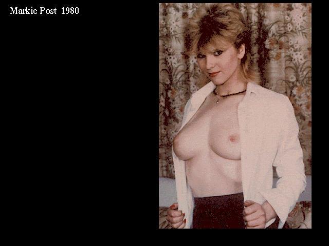 Markie Post Nude Naked
