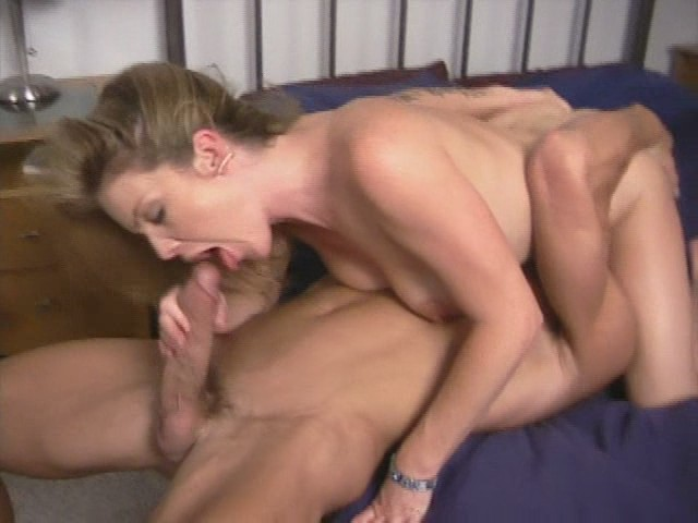 Kira Reed Bedtied Sex Scene