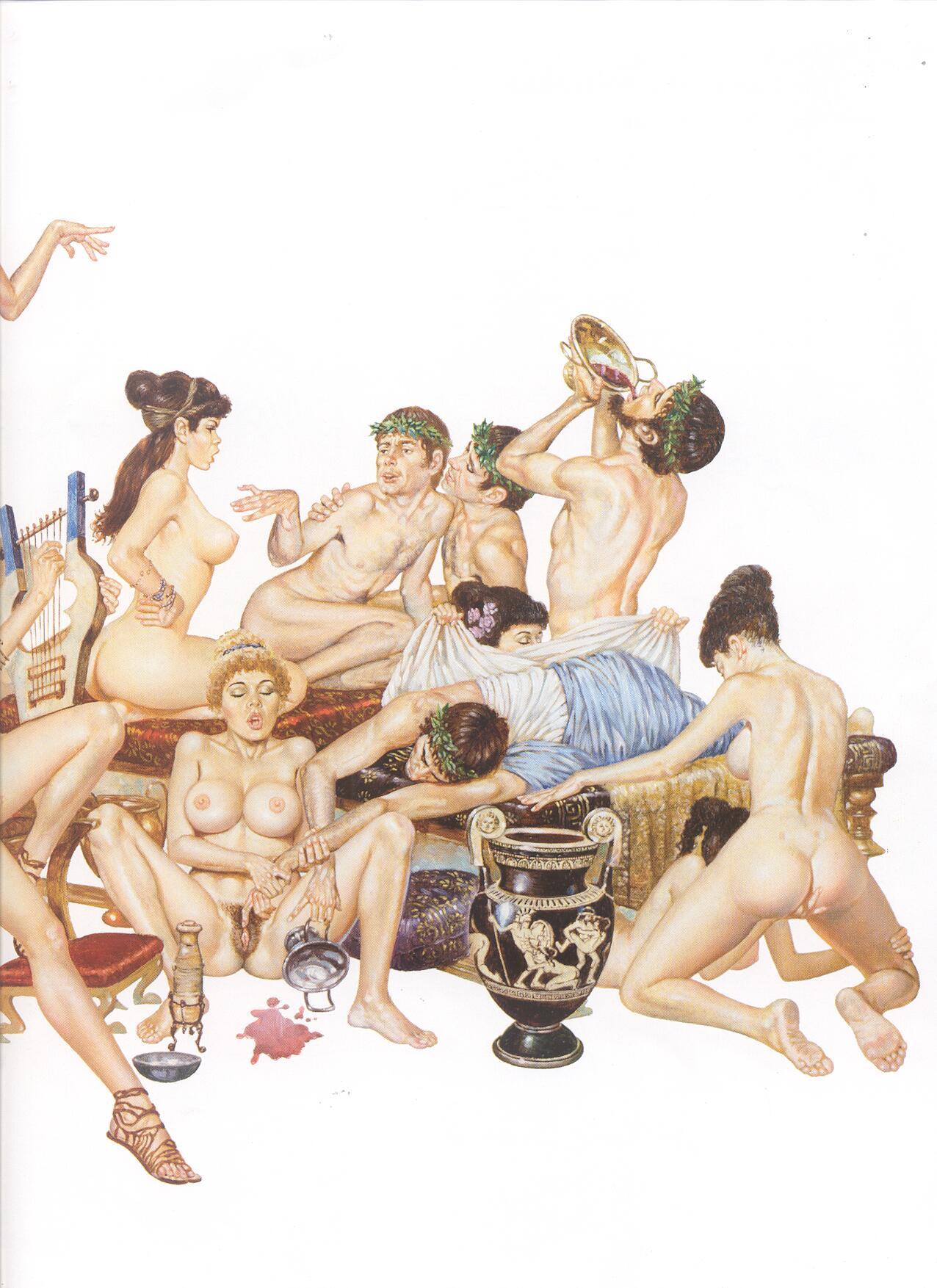 Showing xxx images for roman orgy xxx
