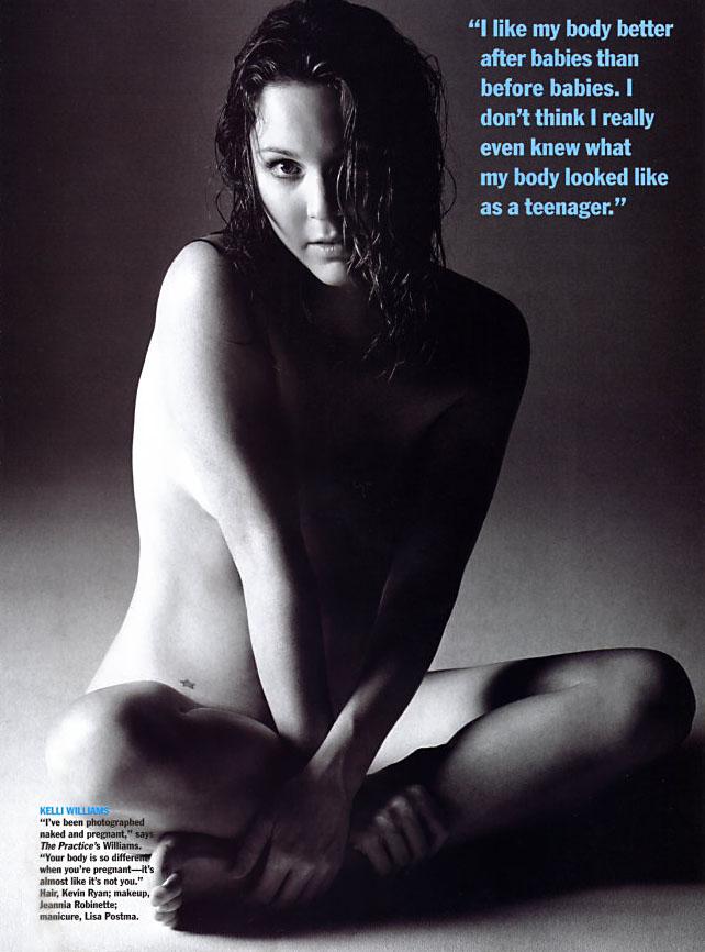 Kellie williams nude photos