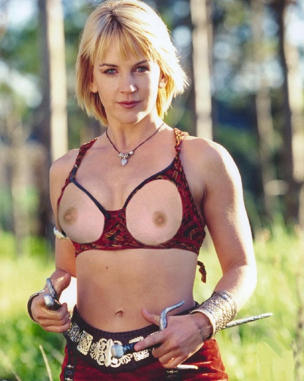 Renee O Connor Naked