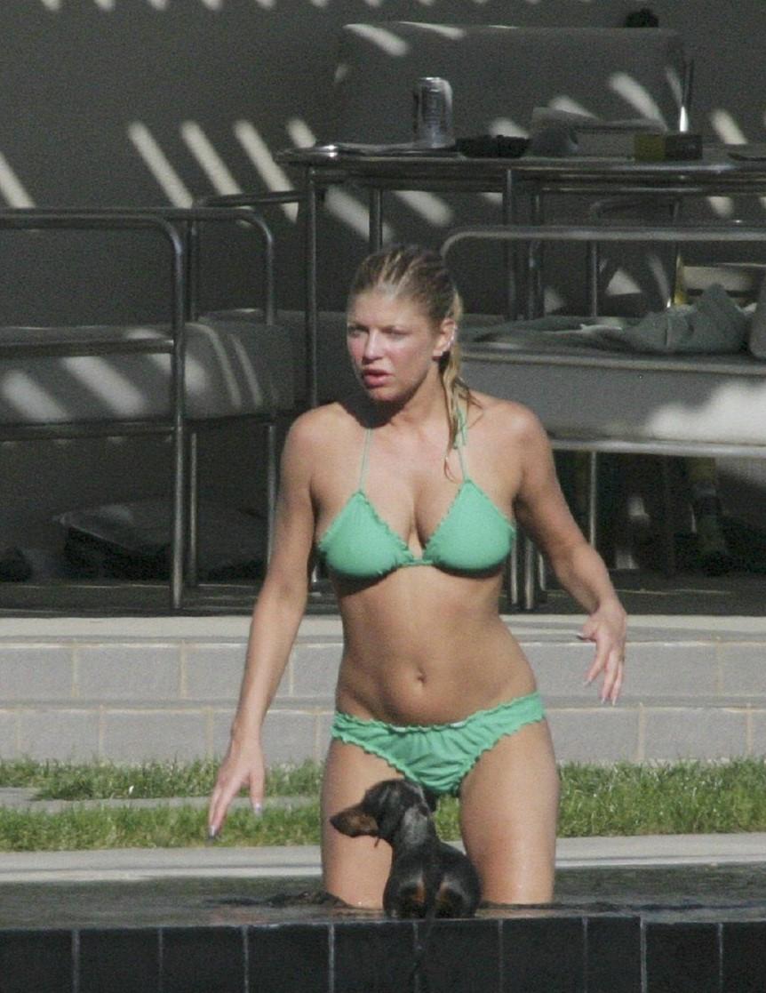 Stacy Fergie Ferguson Nude Fakes